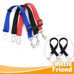seatbelt leash anjing kucing di mobil 1