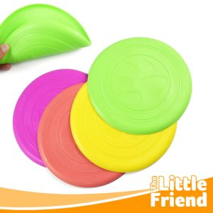 mainan anjing lempar tangkap frisbee 1