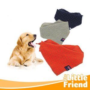scarf bandana hewan motif simple 1