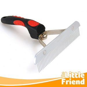 sisir brush grooming shredding undercoat bulu rontok 1