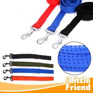 tali tuntun hewan dog leash foam anjing 1