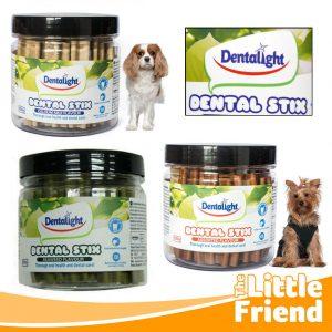 dentalight dental stix penghilang bau mulut anjing 1