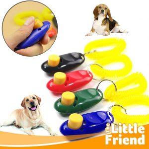 pet clicker alat training hewan peliharaan 1