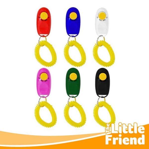 pet clicker alat training hewan peliharaan 2