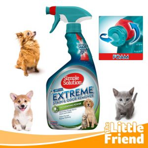 simple solution extreme stain odor remover 1