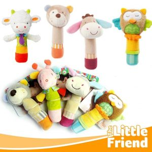 mainan boneka gigitan anjing karakter 1