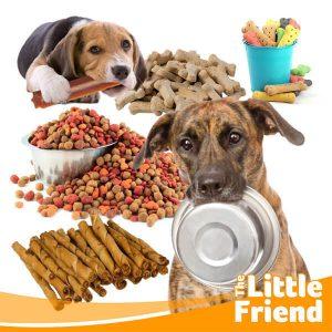 Makanan & Cemilan (Snack / Treat)